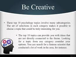 top  psychology research paper topics   youtube top  psychology research paper topics