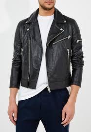 <b>Куртка</b> кожаная <b>Les Hommes Urban</b> купить за 32 250 ₽ в ...