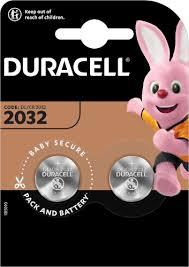 Купить батарейку <b>Duracell</b> литьевые <b>CR2032</b>-<b>2BL</b>, <b>2 шт</b> по ...