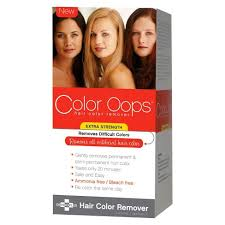 Color Oops <b>Hair Color Remover</b> - 4.1 Fl Oz : Target
