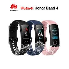 Maraso <b>Original Huawei Honor</b> Band 4 Smart Wristband AMOLED ...
