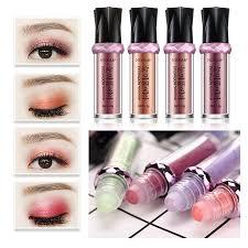 Monochromatic <b>pearlescent</b> ball eye shadow <b>high</b> gloss powder <b>16</b> ...