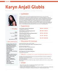 how a five dollar resume got this candidate her job careercloud karyn glubis resume jpg