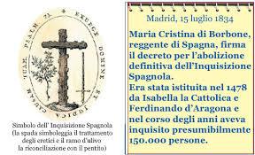 Risultati immagini per inquisizione spagnola