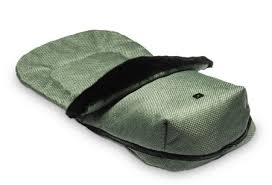 <b>Конверт</b> зимний <b>Moon Foot Muff</b> Olive Structure (004) купить в ...