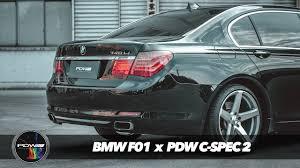 BMW F01 7-SERIES LUXURY BLACK <b>PDW C</b>-<b>SPEC 2</b> WHEELS ...