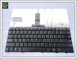 Online Shop <b>Russian Keyboard for ASUS</b> F80 F80C F80H F80L ...