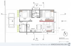 A Small  Simple and Sophisticated Rectangular Box House   Home    Box House