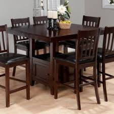 tabacon counter height dining table wine: jofran tessa  piece counter height dining table with storage