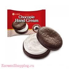 <b>Крем для рук</b> Печенье и Крем The Saem <b>Chocopie</b> Hand Cream ...