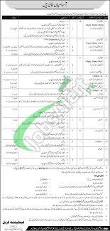 army civilian jobs 2017 ghq rawalpindi application form ghq jobs 2017 form online