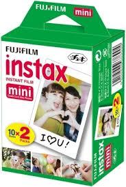 Картридж <b>Fujifilm</b> Colorfilm Instax Mini <b>Glossy 10</b>/<b>2PK для</b> ...