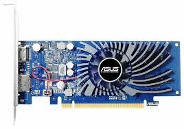 <b>Видеокарта ASUS GeForce GT</b> 1030 1228MHz PCI-E 3.0 2048MB ...