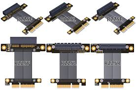 R22 <b>PCIe x4 Extension</b> Cable