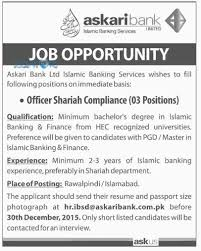 cover letter bank compliance officer jobs bank compliance officer cover letter askari bank jobs in for officer shariah compliance askari compliancebank compliance officer jobs extra