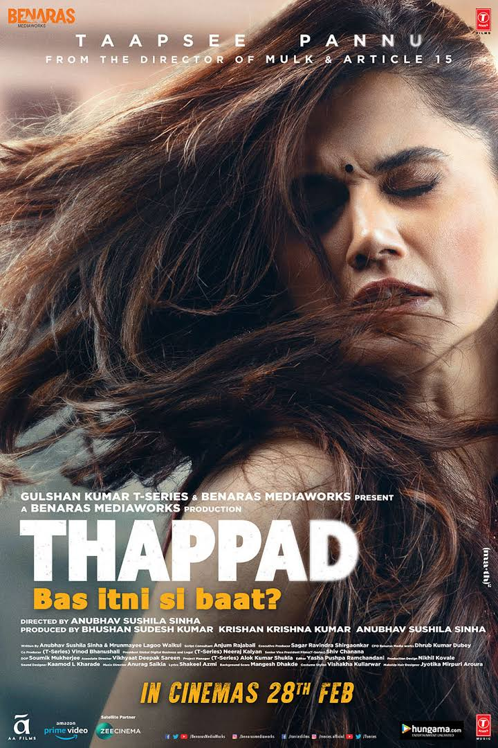 Image result for thappad cast