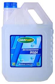 Купить <b>Вода дистиллированная</b> Olright, 5 л с доставкой по цене ...
