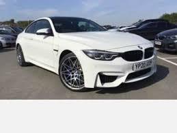 Used <b>White</b> BMW <b>M4</b> for Sale | Motors.co.uk