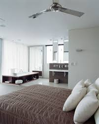 ceiling fans bedroom interior decorated