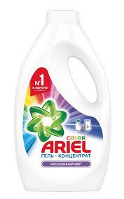 <b>Гель</b> для <b>стирки</b> 20 <b>стирок</b> «<b>Color</b>» <b>Ariel</b>, 1.3 л - купить по цене ...