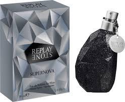 <b>Replay Stone Supernova for</b> Him 30ml EDT - Krauta.ee