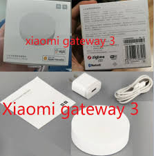 <b>New Xiaomi Multimode</b> Smart Home Gateway WIFI Bluetooth Mesh ...