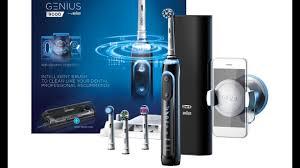 Обзор <b>электрической зубной щетки</b> Braun <b>Oral B</b> Genius 9000 ...