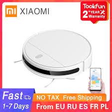 <b>XIAOMI</b> MIJIA <b>Mi</b> Robot Vacuum Mop Essential G1 <b>Sweeping</b> ...