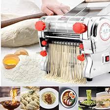 Hengwei 750W 110V <b>Automatic</b> Electric <b>Pasta Machine Maker Press</b> ...
