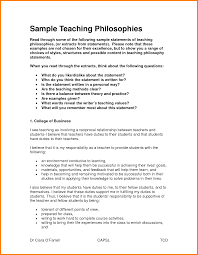 writing a teaching philosophy lawteched 8 writing a teaching philosophy statement examples case