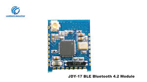<b>JDY 17 BLE Bluetooth 4.2 Module</b> High speed digital transmission ...