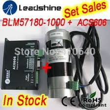 <b>Leadshine BLM57130 NEMA 23</b> 180W Brushless DC servo motor ...