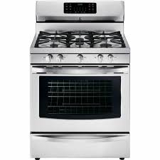 Gas Stainless Steel Cooktop Kenmore 74343 56 Cu Ft Gas Range W Convection Oven Stainless