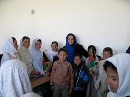 new children s learning center inaugurated in bamiyan