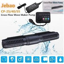 <b>Jebao</b> Marine Aquarium Wave Maker <b>CP-25 CP-40 CP-55</b> Pump ...