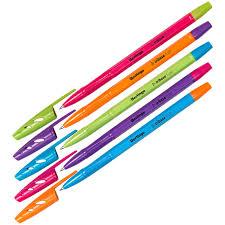 "<b>Ручка шариковая Berlingo</b> ""Tribase Fuze"", синяя, 0,7мм купить оптом"
