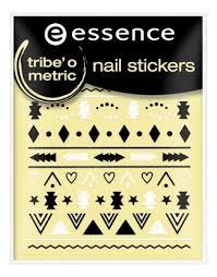 Купить <b>наклейки для ногтей</b> nail stickers tribe'o metric no18 ...