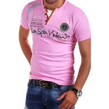 <b>ZOGAA</b> Mens Polo Shirt Short Sleeve Brands <b>Fashion</b> Slim Casual ...