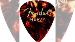 <b>Fender Classic Shell</b> (12PK) HVY <b>медиаторы</b> жесткие купить в ...
