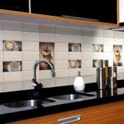 <b>Керамическое панно Absolut Keramika</b> Gold Capuccino ...