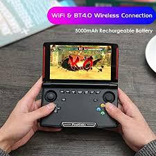 XuBa <b>Powkiddy X18 Andriod Handheld</b> Game Console 5.5 ...