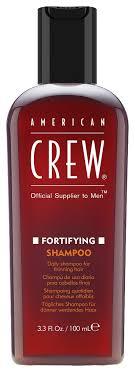American Crew <b>укрепляющий шампунь для</b> тонких волос fortifying ...