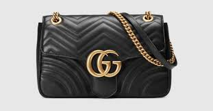 GG Marmont medium matelassé shoulder bag | <b>GUCCI</b>® International