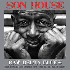 <b>Son House Raw</b> Delta Blues - vinyl LP