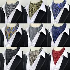 <b>67 Colors</b> Fashion Men Dot Floral Stripe Paisley Formal Cravat ...