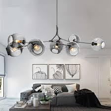 Nordic <b>Modern Pendant Lights</b> Designer Glass Pedant Lamps Art ...