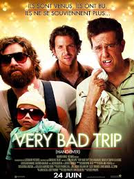 Very Bad Trip 1 poster