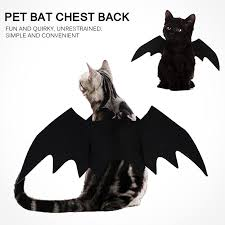Cosplay <b>Costume Halloween Pet Bat</b> Wings Cat Bat Costume Fit ...