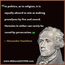Alexander Hamilton Quotes About Freedom. QuotesGram via Relatably.com