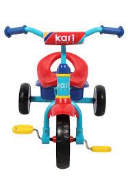 <b>Велосипед 3-х колесный</b> KariKids XG11214-3: цвет ...